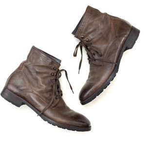 To Boot New York Astoria Plain Boots